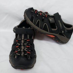 Merrell Hydro Hiker Sandal, size 12w